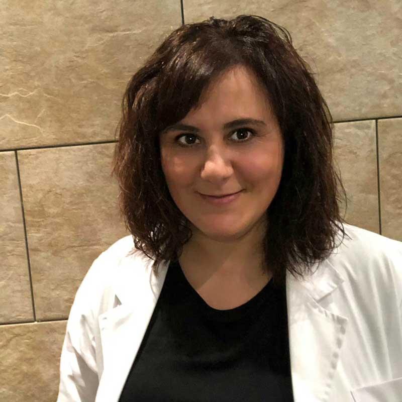 Dra. Martina Garrido, especialista en Injerto Capilar FUE