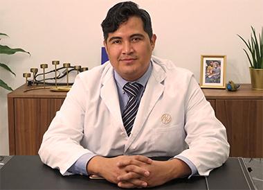Dr. Espinosa Custodio